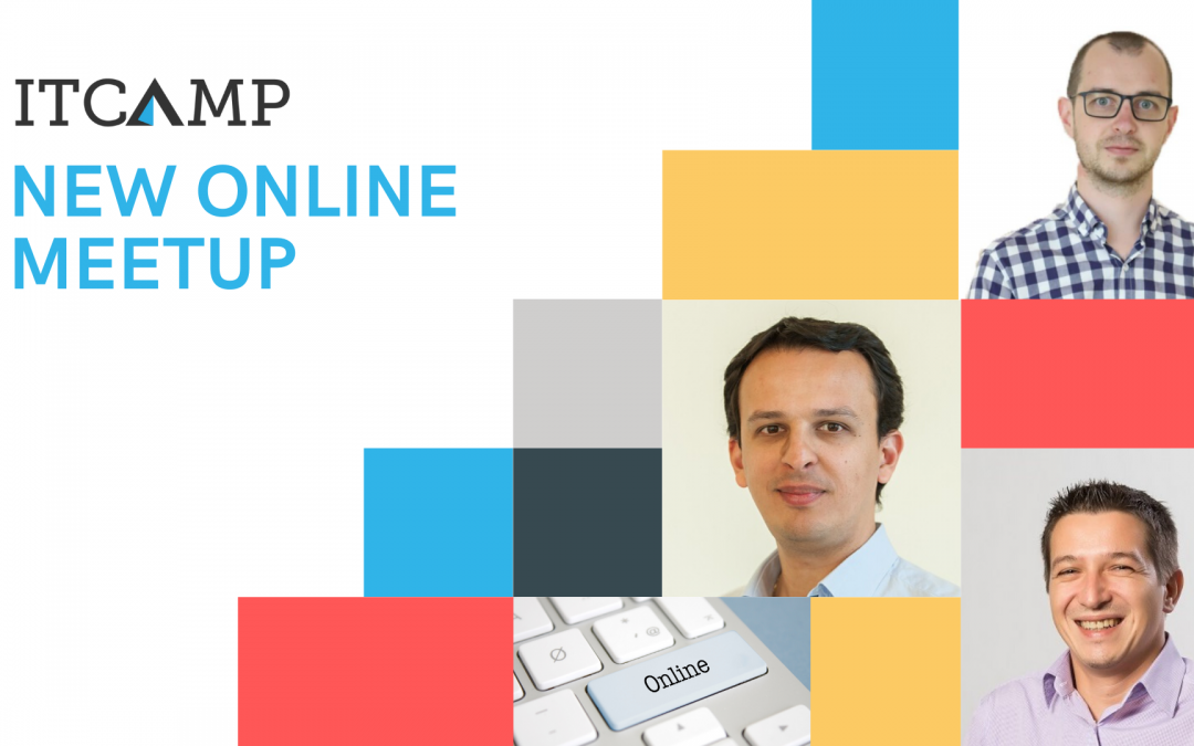 event = new (ITCamp Community Online Meetup)